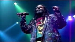 Burning Spear - Creation Rebel - Live in Paris, Zenith 88