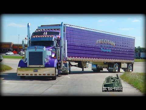 Precision Transportation - Rolling CB Interview™