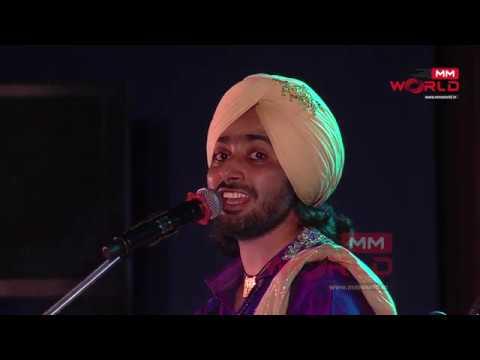 Tere Vaastey - Satinder Sartaaj - Live Jammu Performance - MM World