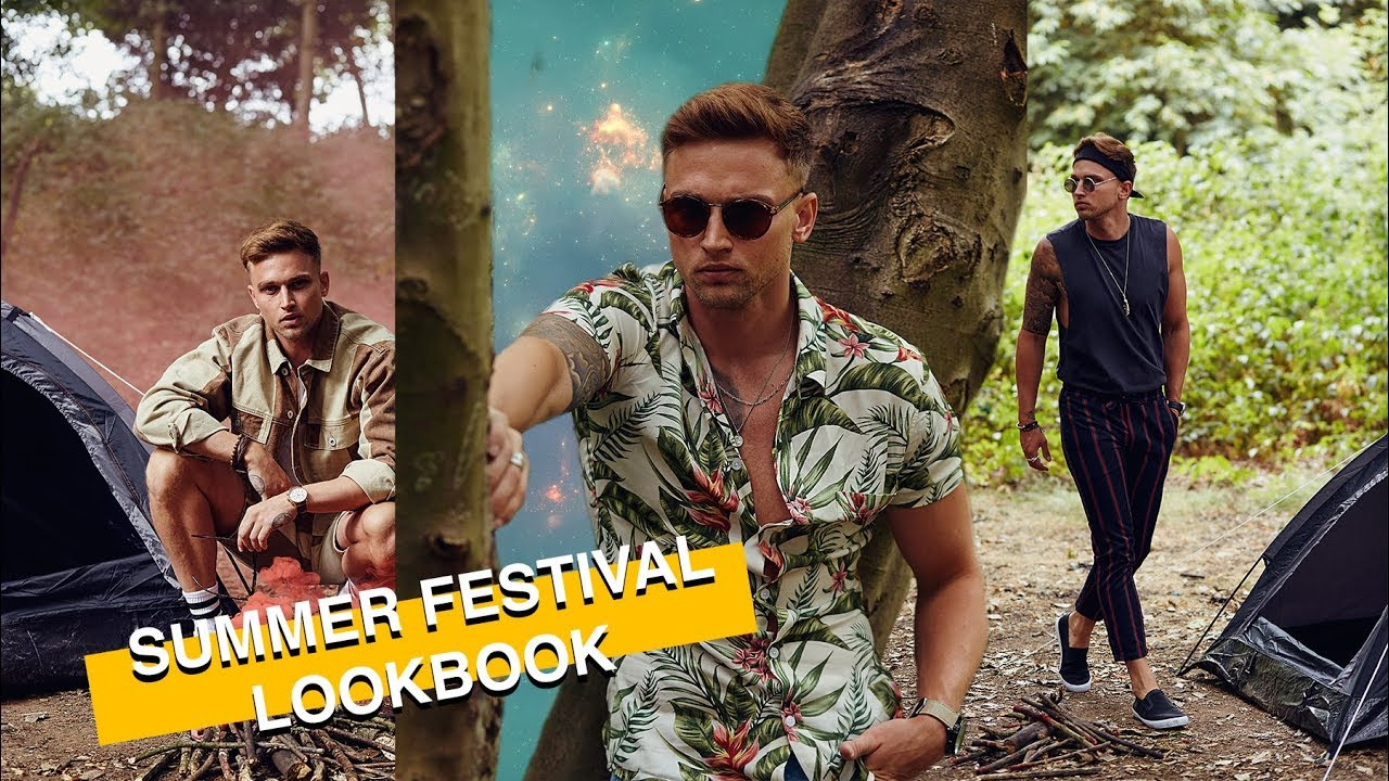 3 EPIC SUMMER LOOKS FOR MEN | Mens Fashion LookBook | Carl Cunard