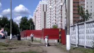 Вывеска появилась за день до приезда губернатора Воробьева в Балашииху(, 2013-06-22T20:24:52.000Z)