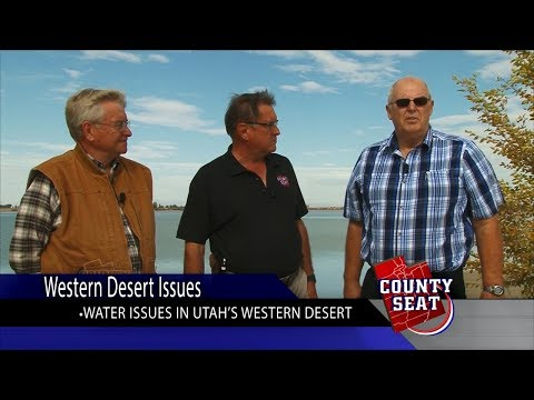 The County Seat   Western Desert Issues