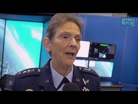USAF Materiel Command Chief on Combating Aging Force, Impact of Budget Uncertainty