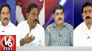 Good Morning Telangana - V6 special discussion on daily news - November 15th 2014