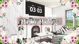 😍 The Sims 4: Marble Madness + CC LIST 😍