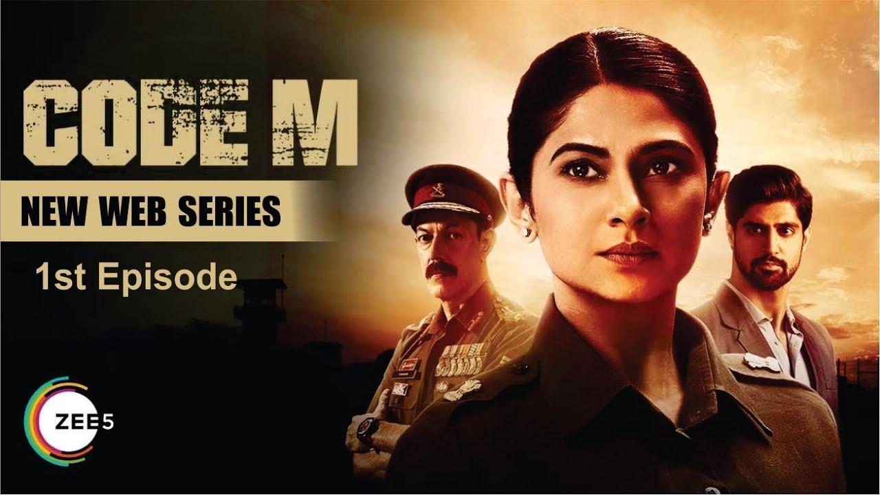 Code M Full Web Series | Jennifer Winget | Rajat Kapoor | Tanuj ...