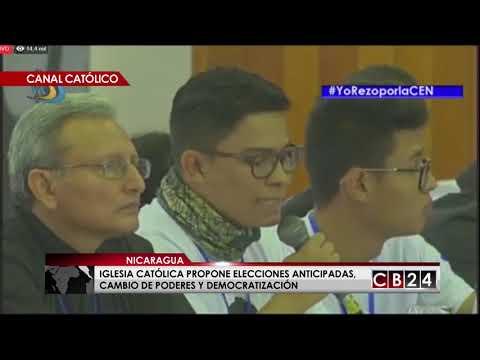 Universitarios en Nicaragua insisten en renuncia de Daniel Ortega