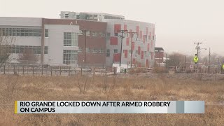Three Rio Grande students arrested for robbing student with a gun
