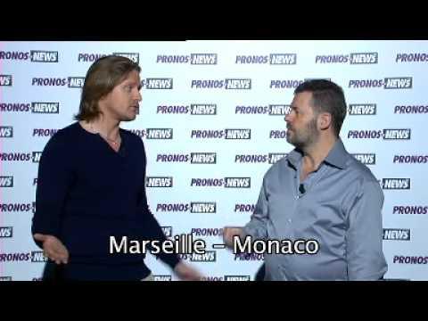 Cpe Ligue - Marseille vs Monaco - Le 10/11 - 20H45