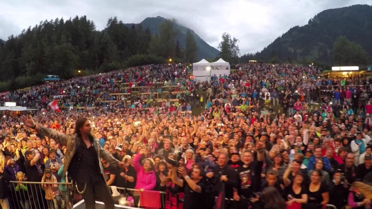Schürzenjäger Open Air 2016 - Konzertmittschnitt - YouTube
