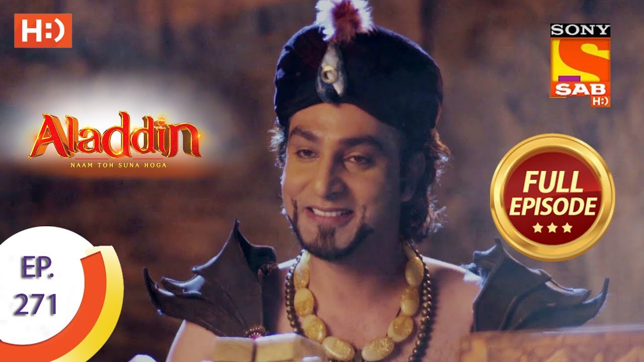 Download Aladdin - Ep 271 - Full Episode - 29th August, 2019