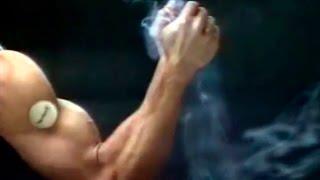 1999 Nicotinell parches, la ayuda eficaz para dejar de fumar - Publicidad Anuncio España Comercial