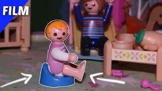 Playmobil Film  Emma geht aufs Töpfchen - Geht es in die Hose?