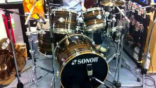 【MUSICLAND KEY】 SONOR ドラムセット ASCENT SERIES ASC11SG3
