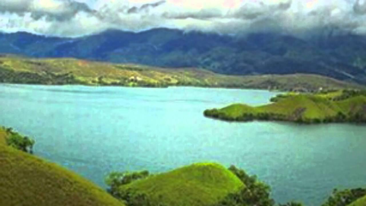 lake sentani jayapura indonesia danau youtube