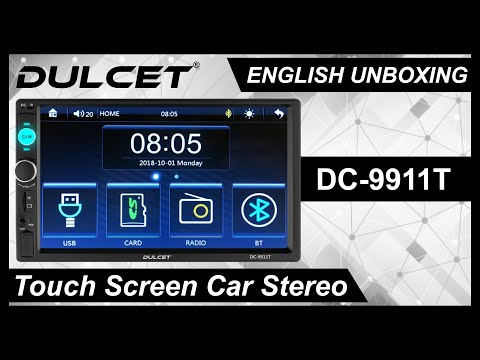 dulcet-dc-9911t-car-stereo-detailed-english-unboxing
