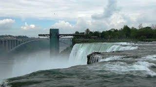 Luna Island View Points - Niagara Falls NY