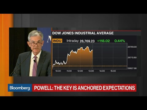 Powell Backs Gradual Fed Rate Hikes in 'Extraordinary' Economy