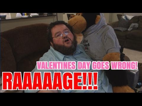 FRANCIS'S VALENTINE RAAAAGE!!!!
