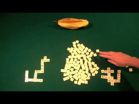 how to play bananagrams youtube
