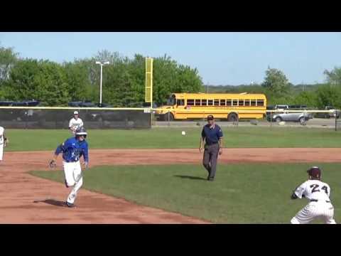 2016 Prairie Ridge Year End Varisty Baseball Highlights