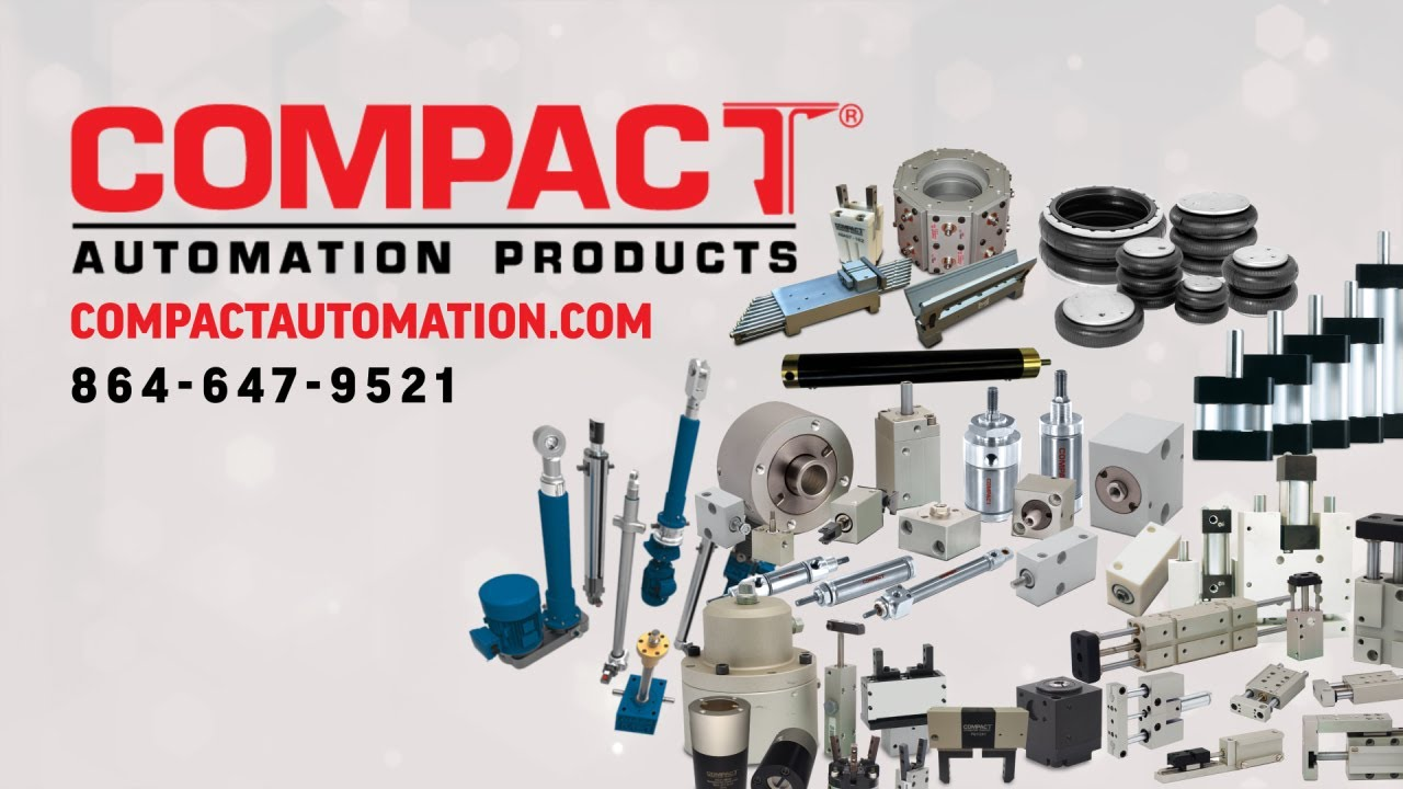 Best Pneumatic Actuators - Compact Automation Products - Best Pneumatic Actuators