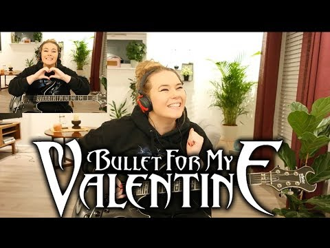 Your Betrayal - Bullet For My Valentine guitar cover | Adunbee