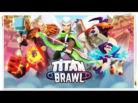 Titan Brawl ►