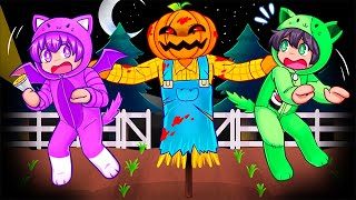 THE HAUNTED ROBLOX SCARECROW!