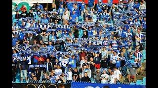 Nafciarze na meczu z Miedzią |  15.09.2018