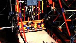 24 Foot Giant Drop Trailer - Worlds Tallest, Fastest, BEST Knex Freefall Attraction!