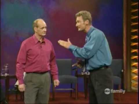 Whose Line Is It Anyway? sound effects buddy cops