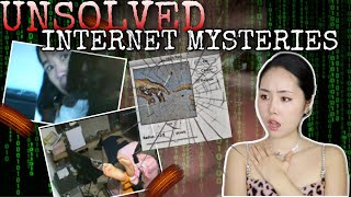 TOP 5 CREEPY Internet Mysteries... Can you solve them?