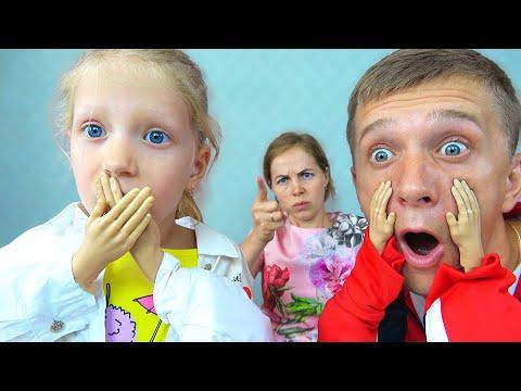 24 ЧАСА с МАЛЕНЬКИМИ РУЧКАМИ! Какие ЗАДАНИЯ Придумала МАМА От Family Box