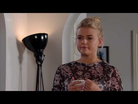 Mel Shows Bethany That Nathan Was Planning to Propose to Her - Coronation Street