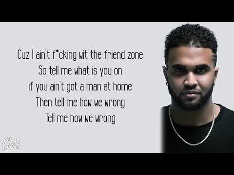 Rhettie Feat Rj Maine - Friendzone - Lyrics