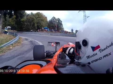 FIA Masters Šternberk 2016 Vondrák Martin OnBoard