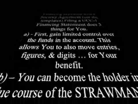 Dario Busch 2012 Strawman Freedom Sovereignty UCC1 - YouTube