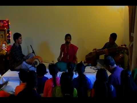 Megha R - Chakkani RAjA Part 3 - KharaharapriyA - Aadi X 2
