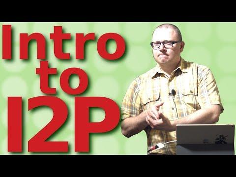 Aaron Jones - Introduction To I2P