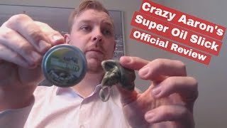 2018 Official Guy Reviews - Crazy Aaron's Thinking Putty Super Oil Slick