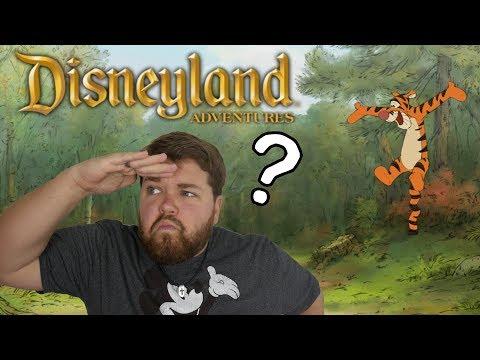 The Epic Quest to Find Tigger - Disneyland Adventures Pt. 2