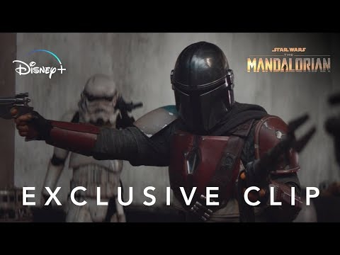 The Mandalorian | Exclusive Clip | Disney+