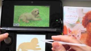 3ds Nintendogs + Cats (labrador Retriever)