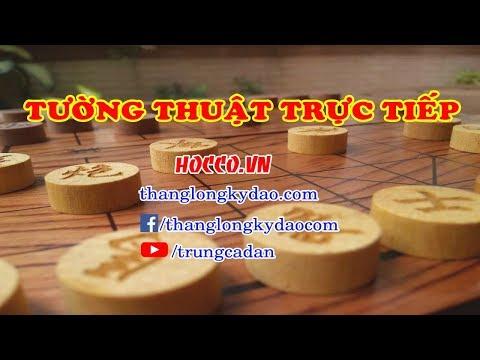 hocco.vn | Livestream tương tác chuyên đề 7 | Đi hậu chống phi tượng | Tạ Tịnh vs Vương Thiên Nhất |