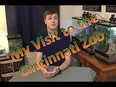 My trip to Cincinnati Zoo (January 2019) - VLOG 1
