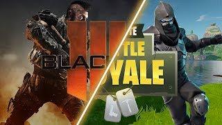 BLACKOUT VS FORTNITE RAP BATTLE ROYALE   FREESTYLE #staysharp