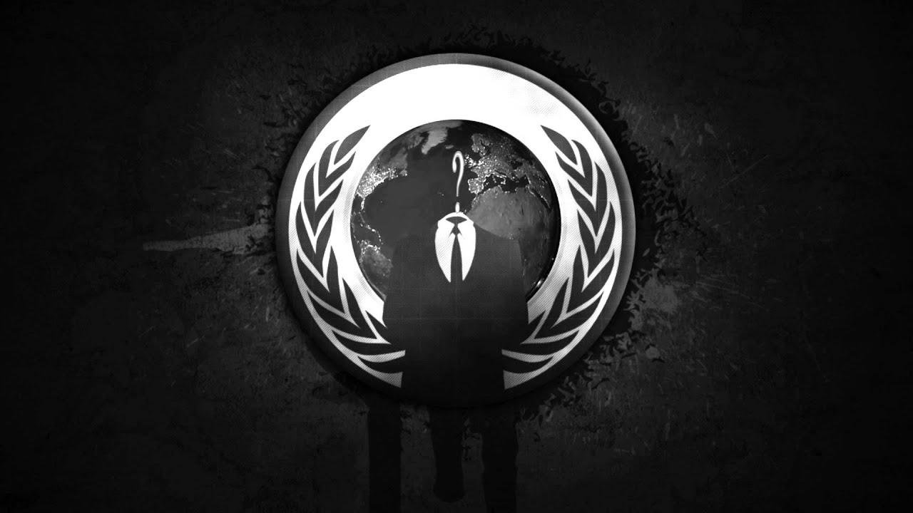 Anonymous Live Wallpaper - YouTube