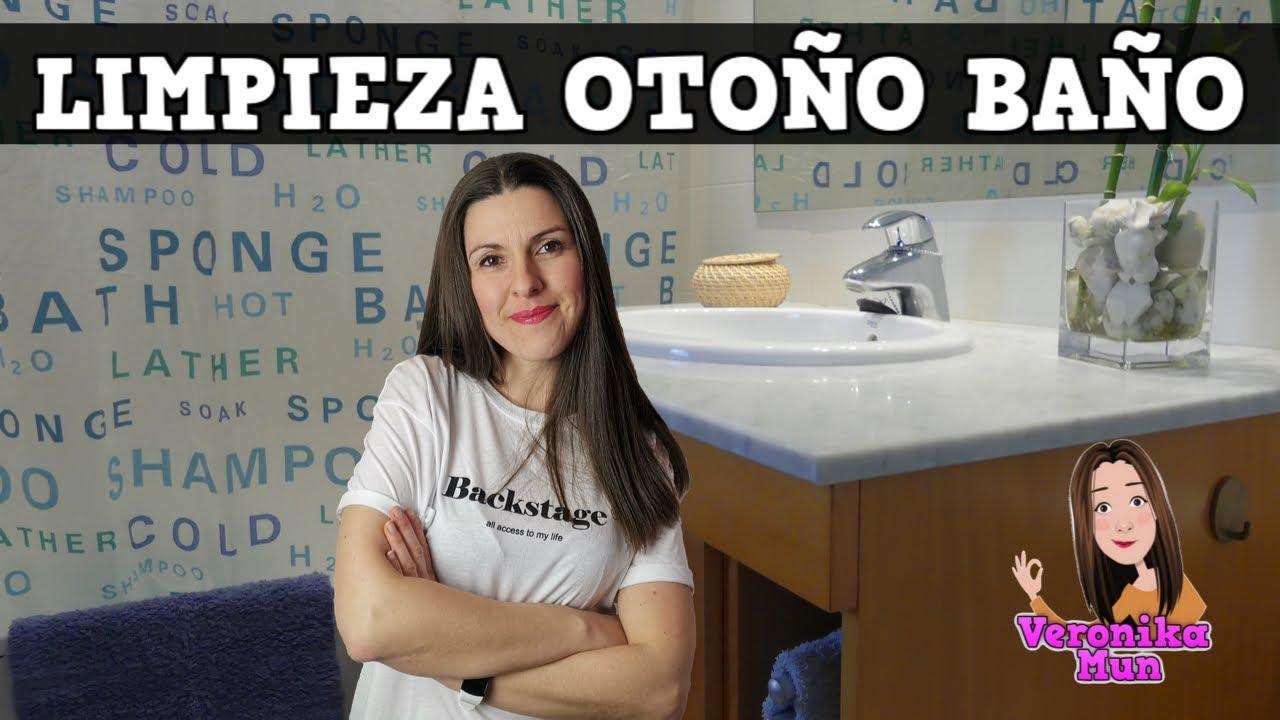 Limpieza PROFUNDA BAÑO | Limpieza de OTOÑO - YouTube