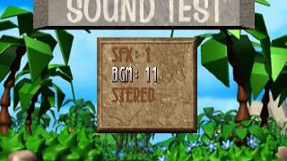 Sonic 3D Blast - Diamond Dust Zone Act 1 - User video